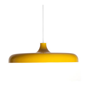 Portobello Yellow One-Light Pendant