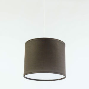 Kobe Warm Grey LED One-Light Pendant with 3000K