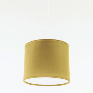 Kobe Ochre LED One-Light Pendant with 3000K
