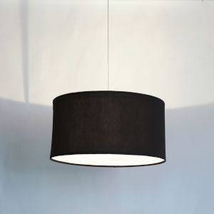 Kobe Black LED One-Light Pendant with 12W, 120V