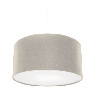 Kobe Natural LED One-Light Pendant with 12W