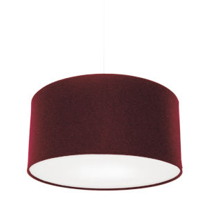 Kobe Red LED One-Light Pendant with 12W