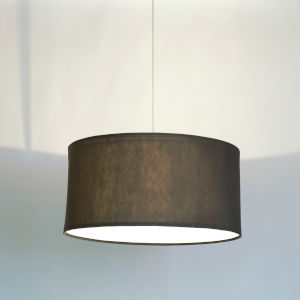 Kobe Warm Grey LED One-Light Pendant with 12W