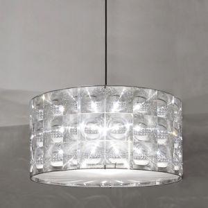 Lighthouse Transparent 12-Inch LED One-Light Pendant