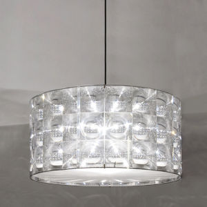 Lighthouse Transparent LED One-Light Pendant