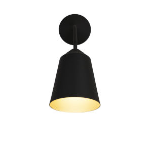 Circus Black LED One-Light Wall Sconce