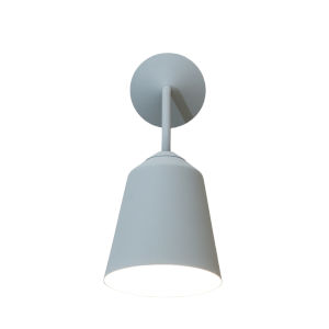 Circus Grey LED One-Light Wall Sconce