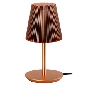 Bramah Copper One-Light Table Lamp