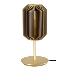 Joseph Pale Gold One-Light Table Lamp