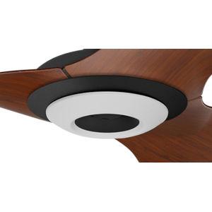 Haiku Black 6-Inch LED Light Kit