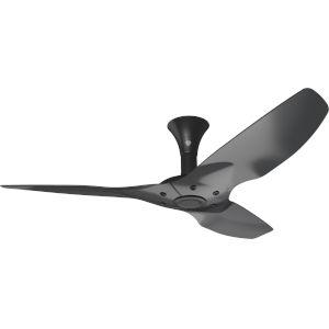 Haiku Black Aluminum 52-Inch Low Profile Outdoor Ceiling Fan