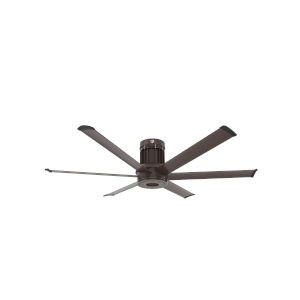 i6 Oil Rubbed Bronze 60-Inch Direct Mount Smart Ceiling Fan