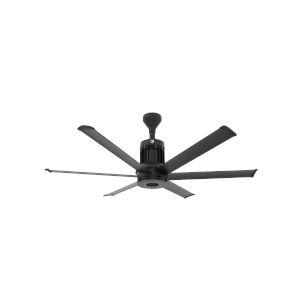 i6 Black 60-Inch Outdoor Smart Ceiling Fan