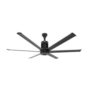 i6 Black 72-Inch Outdoor Smart Ceiling Fan