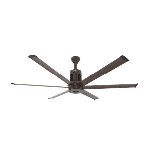 i6 Oil Rubbed Bronze 72-Inch Outdoor Smart Ceiling Fan