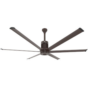 i6 Oil Rubbed Bronze 84-Inch Outdoor Smart Ceiling Fan