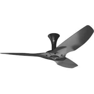 Haiku Black Aluminum 52-Inch Low Profile Smart Ceiling Fan
