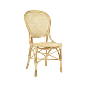 Rossini Natural Dining Side Chair