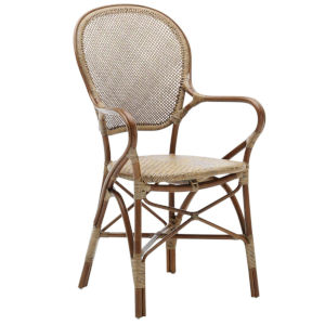 Rossini Antique Dining Armchair