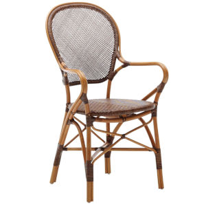 Rossini Cherry Dining Armchair
