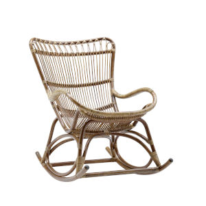 Monet Antique Rocking Chair