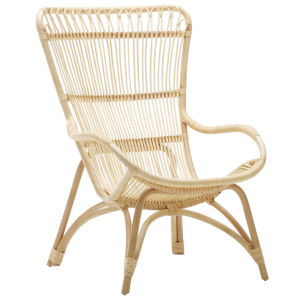 Monet Natural High Rack Lounge Chair