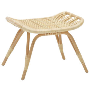 Monet Natural Foot Stool