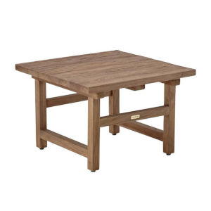 Alfred Natural Brown Side Table