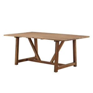 Lucas Natural Brown 71-Inch Dining Table