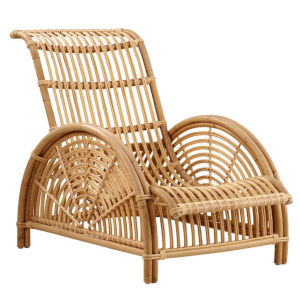 Paris Natural Lounge Chair