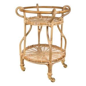 Franco Albini Natural Trolley