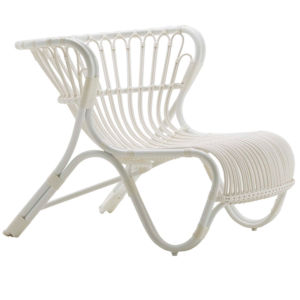 Viggo Boesen Fox Dove White Chair