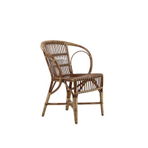 Wengler Polished Antique Chair