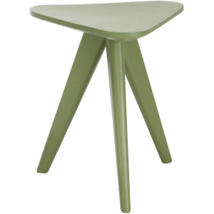 Karla Green Lacquer Side Table