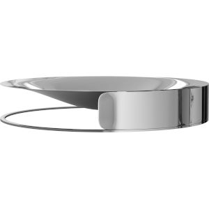 Moringa Polished Silver Bowl