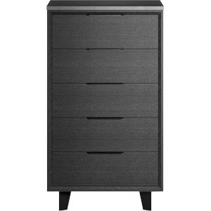 Amsterdam Gray Oak 32-Inch Dresser