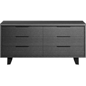 Amsterdam Gray Oak 63-Inch Dresser