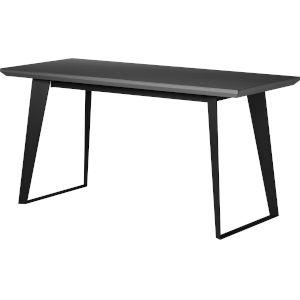 Amsterdam Gray Concrete 63-Inch Desk