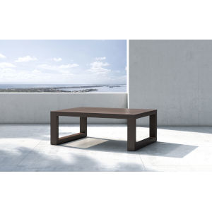 Parson Dark Eucalyptus Outdoor Coffee Table