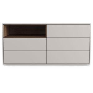 Madison Chateau Gray Dresser