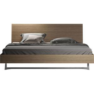 Broome Latte Walnut Queen Bed
