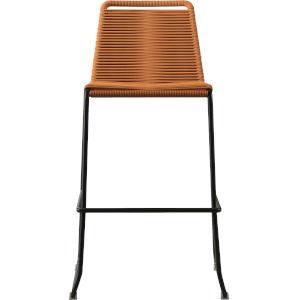 Barclay Orange Cord 42-Inch Outdoor Barstool