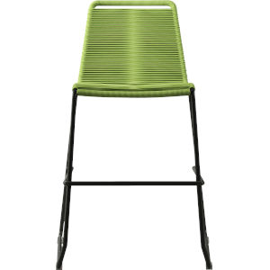 Barclay Green Cord 39-Inch Outdoor Counter Stool