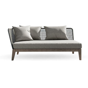 Netta Outdoor Left Arm Sofa