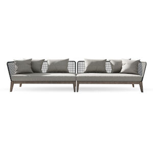 Netta Outdoor XL Sectional Sofa