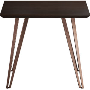 Grand Espresso Side Table