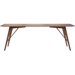 Haru Walnut Dining Table