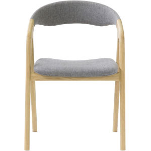 Kaede Natural Oak Dining Chair