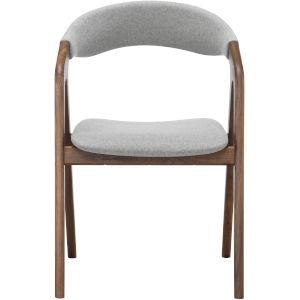 Kaede Walnut Dining Chair