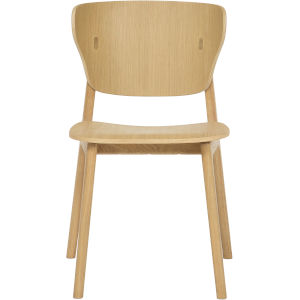 Emi Natural Oak Dining Chair